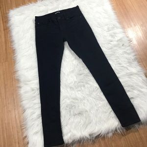 Express Dark blue Super Legging Mid-rise 4R 28x30